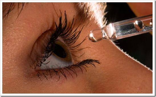 2лечение сухости глаз